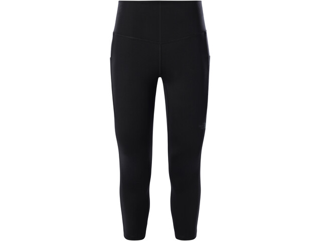The North Face Motivation HR Pocket Crop Women, TNF black